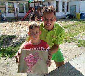 Van schilderwerk tot kinderwerk